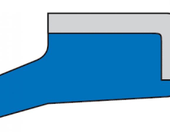 Грязесъемник AS 16x26x5x5x0,7